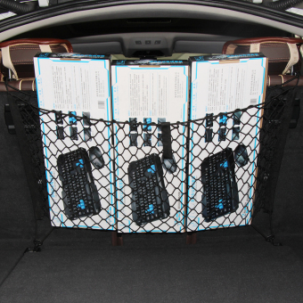 Harga Car Backseat Hammock Style Cargo Net Fit for Audi A4 B6 A3 A6 C5 Q7A1 SQ5 - Intl