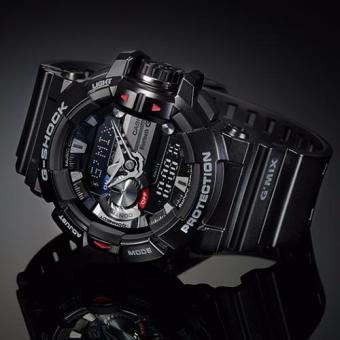 Casio G-Shock GBA-400-1A G'MIX Series Watch - 2
