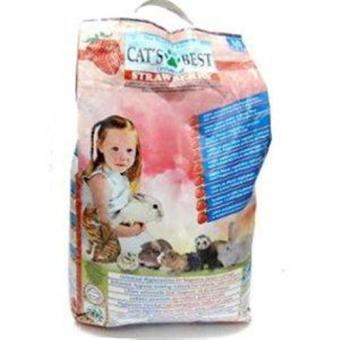 Harga CATS BEST UNIVERSAL LITTER STRAWBERRY 10L (5.5kg)