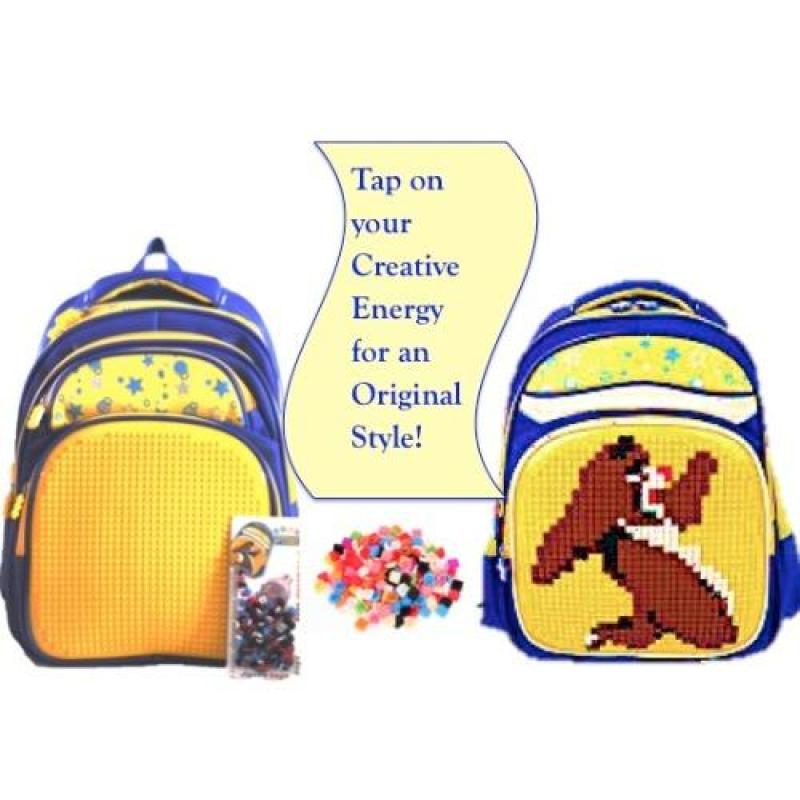 Create Your Own Favourite Design Backpack for Kids