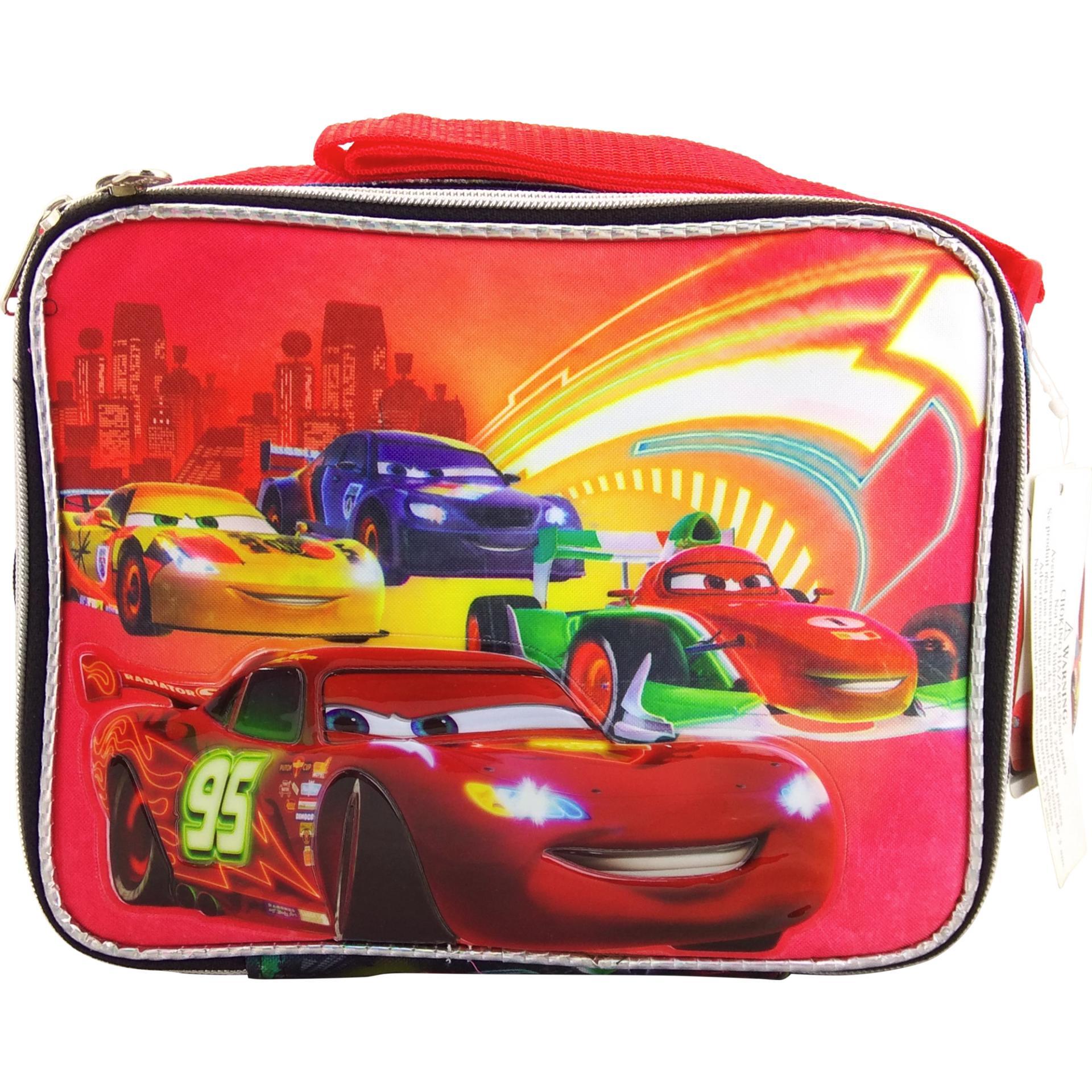 Disney Cars Lunch Kit Box Bag