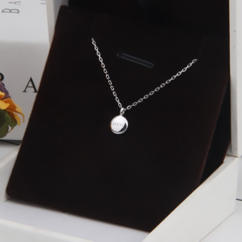 Doctor s925 celebrity inspired necklace