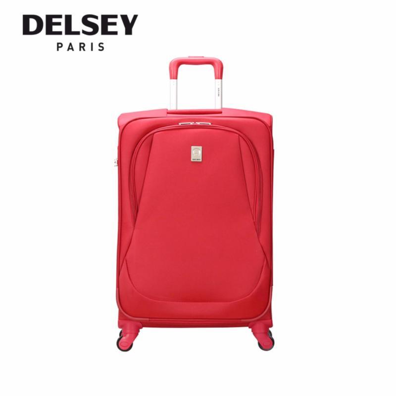 Eole 68cm 4 Wheel Trolley Soft Case (Red) *New Arrival*