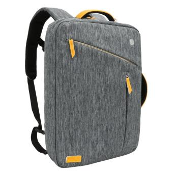 Harga GEARMAX Multi-Function Backpack for laptop up to 17 inch (Gray) -intl
