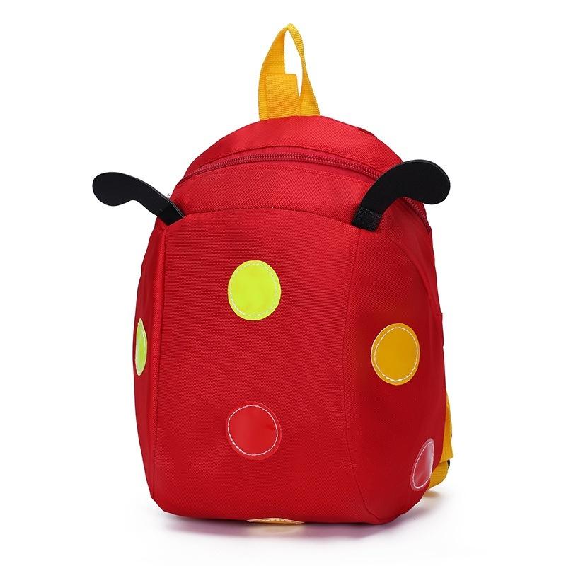 High Quality - Cute Cartoon Plush Animal Backpack - intl