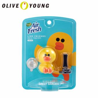 Harga Home 'Z Air fresh LINE FRIENDS for Auto (Sally) - intl