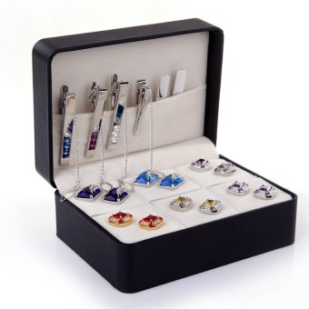 Harga Box is not contains cufflinks box