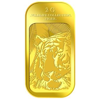 Harga Puregold 2g Tiger Gold Bar