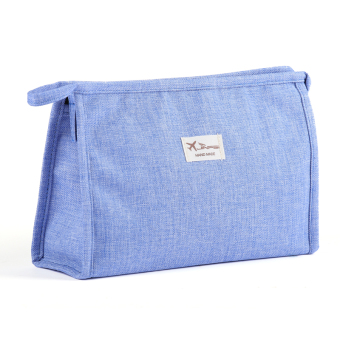 Harga 2017 models with mirror square cosmetic storage bag travel digital portable small square package 1 free postage