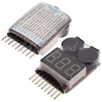 Poseidon Electro Motor Dinamo Listrik 15hp 3 Phase 1450rpm Biru 380v Source · Autoleader RC Lipo Battery Low Voltage Tester 1S 8S Buzzer Alarm Checker Test