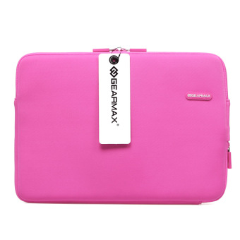 Harga GEARMAX Waterproof Laptop Sleeve Case 14 inch Pink - Intl