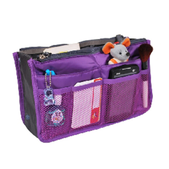 Harga Make up organizer bag travel bag Cosmetic Bags storage bag