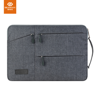Harga GEARMAX Walker sleeve for Macbook Air/Pro 15inch gray - intl