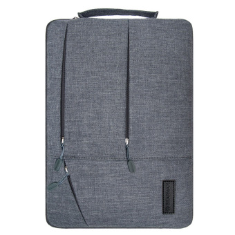 Harga GEARMAX Fabric 12 inch laptop sleeve for macbook Air (gray)