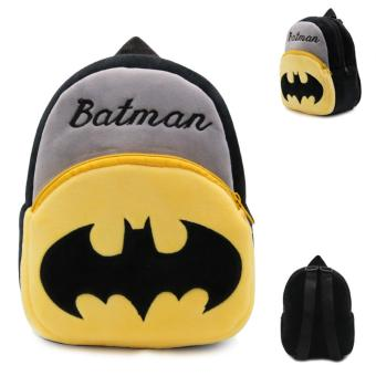 Harga BATMAN 3D KIDS BAG BACKPACK