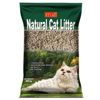 Harga Aristo-Cats Natural Cat Litter 20kg