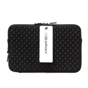 Harga GEARMAX Laptop Case for Apple MacBook Air/Pro 13.3 Black