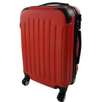 Harga KEFI Premium Lightweight Expandable Luggage (Bright Red)