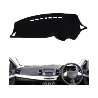 Harga Car dashboard cover mat For Mitsubishi LANCER EX dash cover right hand drive Instrument platform desk pad car accessories - intl