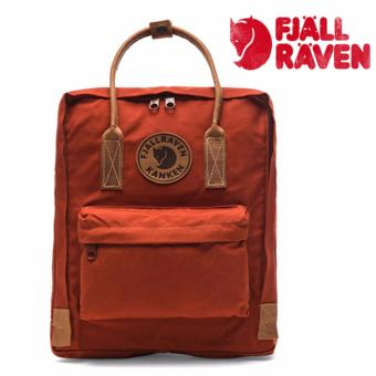 Harga Fjallraven Kanken No. 2 Durable G1000 Unisex Backpack - Autumn Leaf