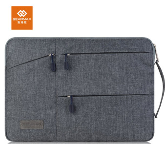 Harga GEARMAX Laptop Sleeve Bag for Macbook air pro retina 13.3 inch Protective Case Handbag Briefcase(Grey) - intl