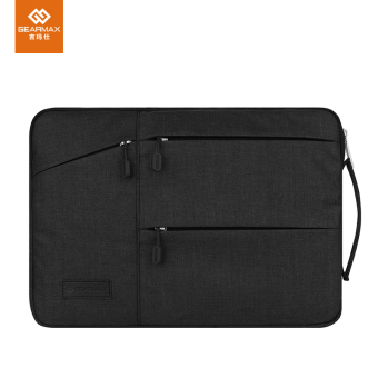 Harga GEARMAX Walker sleeve for Macbook Air/Pro 13.3inch black - intl