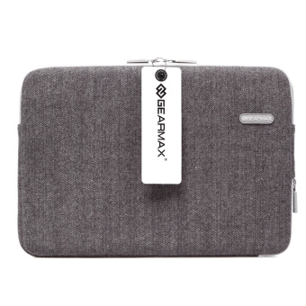 Harga GEARMAX Felt Laptop Sleeve for Macbook Air 13 Pro 13 Grey(Export)(Intl)