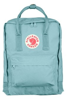 Harga Fjallraven Kanken Classic Backpack Sky Blue (EXPORT)