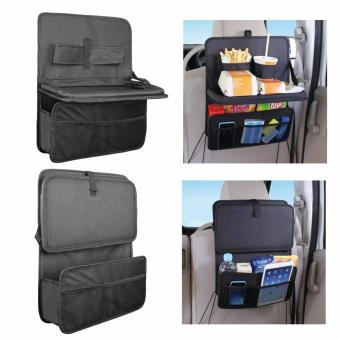 Harga Auto Back Car Seat Organizer Holder Car Styling Interior Accessories Car Care Car Seat Cover Storage Trip Waterproof Traverl Bag - intl.