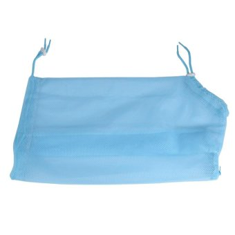 Harga Pet Grooming Bathing Nail Clipping Restraint Bag Sky Blue - intl