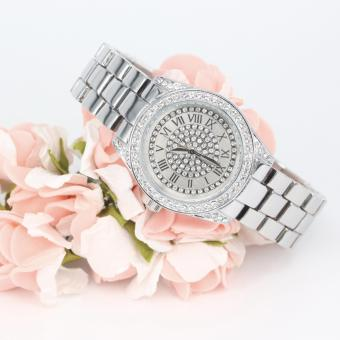 Elegant Watch - Crystals from Swarovski®