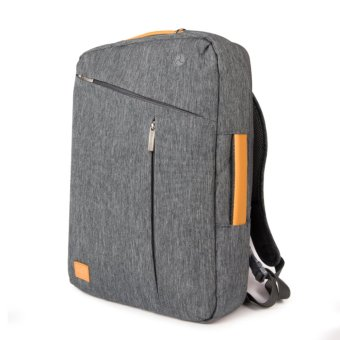 Harga GEARMAX Multi-Function Backpack for laptop up to 15.6 inch (Gray)