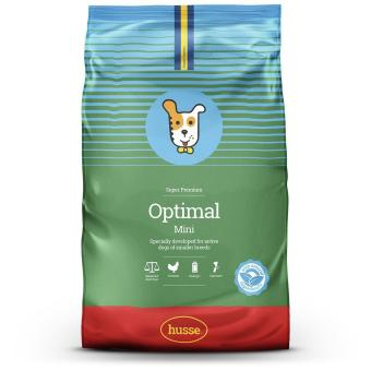 Harga Husse Optimal Mini Dry Food For Dogs 2kg