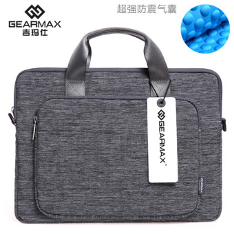 Harga Gearmax/jima shi 11/13/15 inch macbook air/pro portable laptop bag shockproof