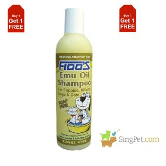 Fido's Emu Oil Shampoo for Puppies, Kittens, Dogs & Cats - 500ml