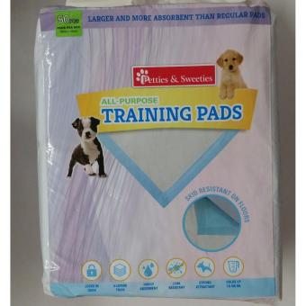 Harga Dogs and Cats Pee Pads 60cm x 45cm (Medium Size)