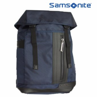 Harga Samsonite Varsity Business Laptop Backpack | Black, Blue