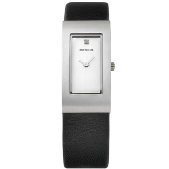 Bering Classic Collection Calfskin Black Women's Watch 10817-400