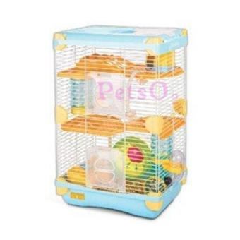 Harga Alice Adventure Land (Double Deck) Hamster Cage