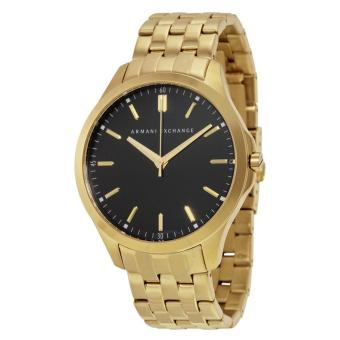 Armani Exchange Gold Stainless Steel Watch