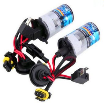 Harga 55W 12V CAR HID Xenon Headlight Bulb-9006/HB4-8000K