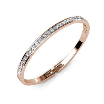 Chic Bangle - (Crystals from Swarovski)