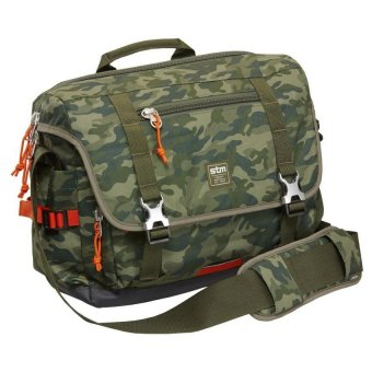 "Harga STM TRUST 15"" Laptop Messenger Bag - Green Camo"