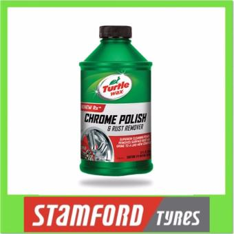 Harga CHROME POLISH & RUST REMOVER 12oz