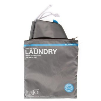 Harga FLIGHT 001 Go Clean Laundry - Gray