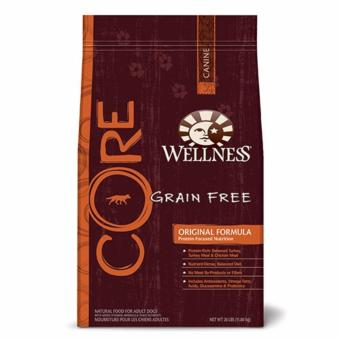 Harga Wellness CORE Original Dry Dog Food, 24lb