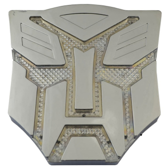 Harga Autobot Solar Light 3D Logo Badge