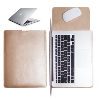 Harga Apple laptop bag liner bag protective Sleeve macbook Air pro 11 inch 12 inch 13.3 inch leather case