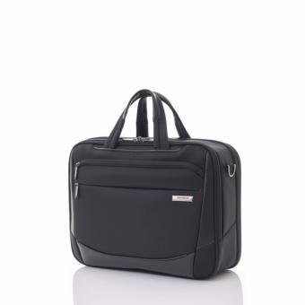 Harga Samsonite Vigon Briefcase M (Black)