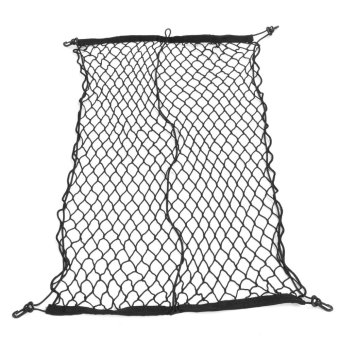 Car SUV Rear Trunk Nylon Net Luggage Cargo Storage - intl